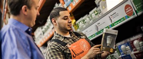 home depot paint associate pay don t fear the apron how home depot associates can help you