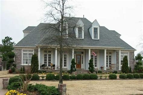 American House Design And Plans farm french acadian style house plans house style design