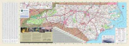 large map of carolina large detailed administrative map of carolina state