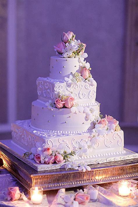 Beautiful Wedding Cakes by 5 Most Beautiful Wedding Cakes Cherry