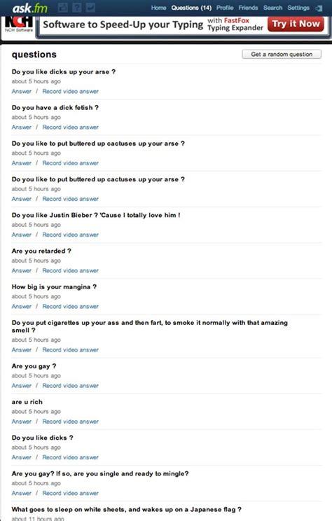 ask fm sign up ask fm