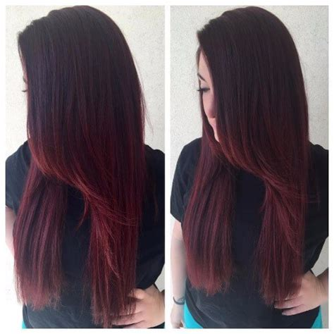 at home hair color hit the bottle follow this haircare 35 burgundy hair ideas for blonde red and brunette hair