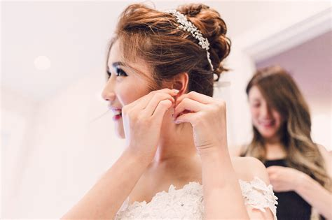 Wedding Hair Cocoa by Jeis Coco Wedding Makeup And Hair