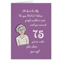 funny 75th birthday cards amp invitations zazzle com au