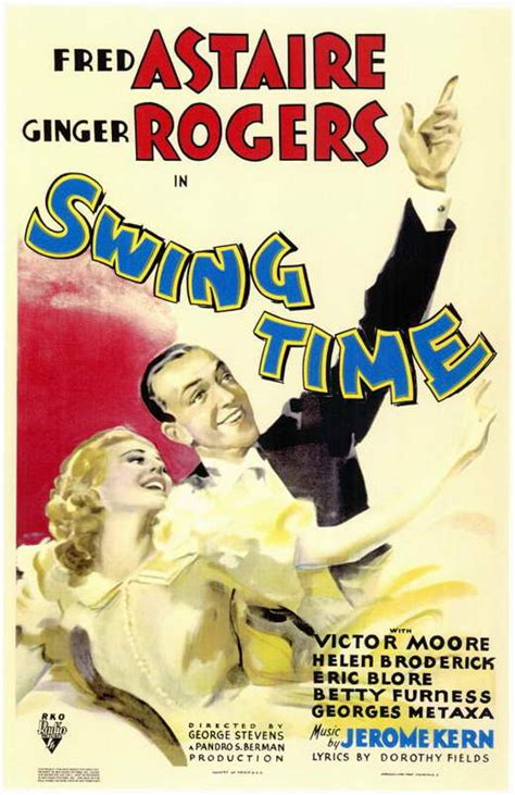 swing time the movie swing time movie posters from movie poster shop