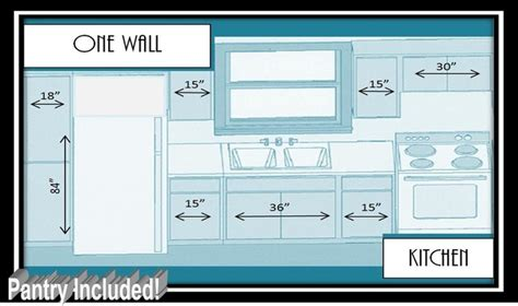 1258 quot one wall quot kitchen cabinet package set kitchen cabinet package deals