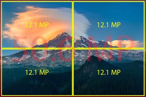 12 Megapixel Picture Size