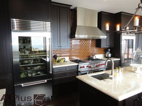 rubie modern kitchen orange county by aplus