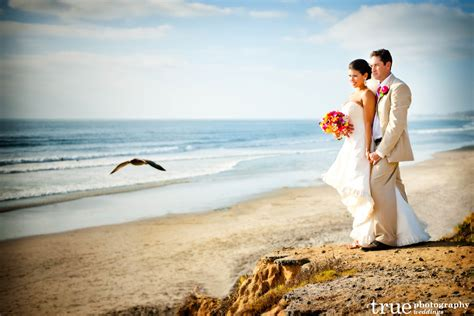 san diego wedding photographers join forces for beach