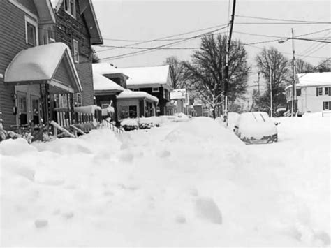 Erie County Pa Marriage Records 5 Of Snow Falls In New York Pennsylvania Cold Temperatures Headed To