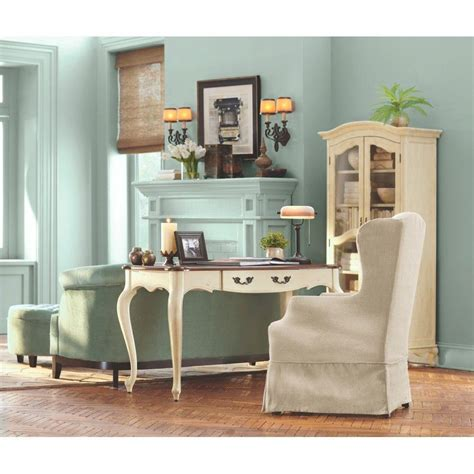 Home Decorators Desk by Home Decorators Collection Provence And Chestnut
