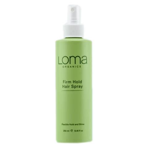 loma hair products loma organics firm hold hair spray 8 45oz 2pack jet com