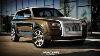 Rolls Royce Suv Would You Buy Rolls Royce S Cullinan Suv If It Looked Like This