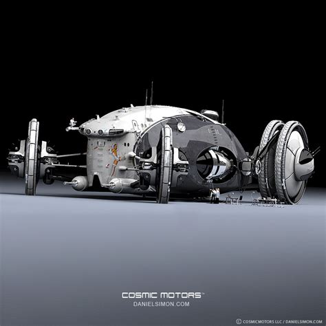 daniell motors cosmic motors vehicles danielsimon