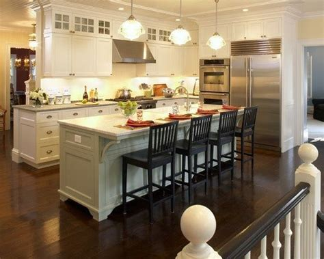 galley style kitchen with island kitchen island galley kitchen design dream house pinterest