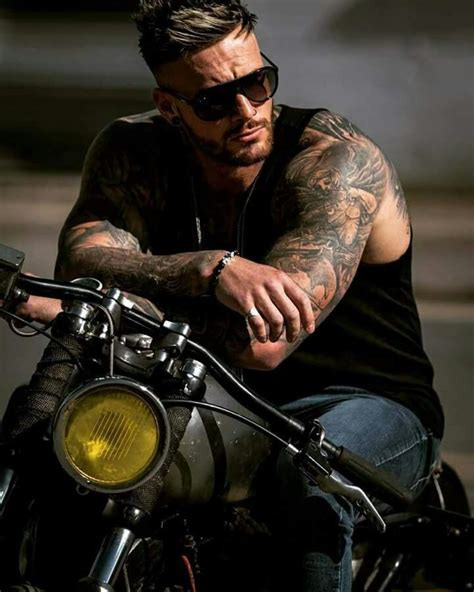 biker haircuts for men 295 best eye candy images on pinterest eye candy