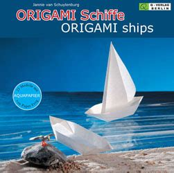 Origami Aircraft Carrier - papers q verlag berlin book origami schiffe