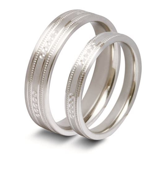 Palladium Wedding Rings by Palladium Wedding Rings Bliss Rings Wedding Bands In