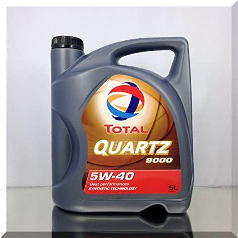 Oli Total Quartz 9000 5w 30 total quartz energy 9000 5w 40 olio per motore