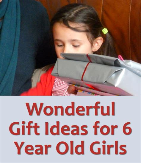 Gift Ideas For 6 Year - wonderful gift ideas for 6 year honest reviewz