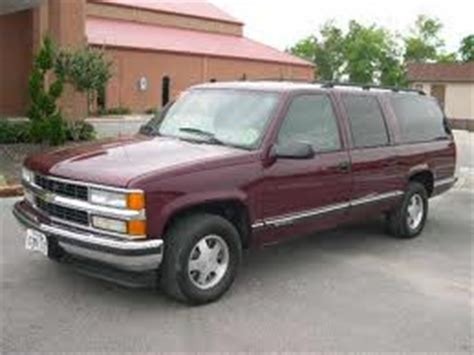 car maintenance manuals 2000 chevrolet suburban 2500 parking system 1999 2000 chevy suburban repair manual auto services