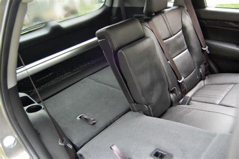 Kia Sorento Rear Seats Fold Kia Sorento Review 2013 Sx Fwd A Helicopter