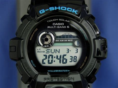 Casio G Shock G 8900 1dr casio g shock gwx 8900 1dr g lide photos and specifications gwx8900 1dr archive