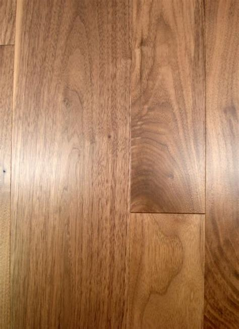 Select Grade Hardwood Floors by Owens Flooring 4 Inch American Walnut Select Grade