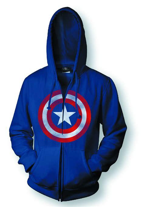 Hoodie Anak Anak Captain America jan141586 captain america shield px navy hoodie xl