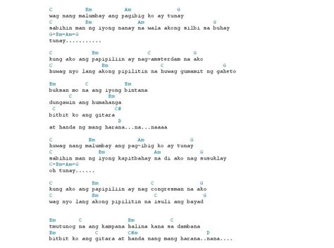 tutorial guitar chords harana gitaristako your online source of free opm and