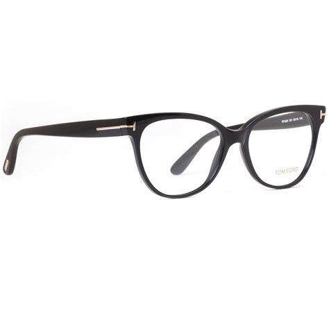 tom ford 5291 tom ford tf 5291 001 black frames cat eye s