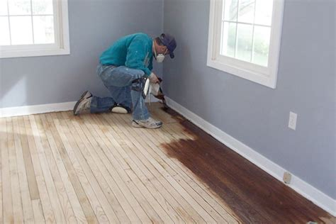 Hardwood Floors Refinishing by How To Refinish Hardwood Floors Without Sanding Flooring