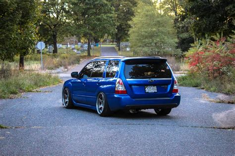 Modified Subaru Forester Xt Sports 3 Tuning