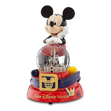 Home Decor Store Orlando by Your Wdw Store Disney Snow Globe Disney World Mickey