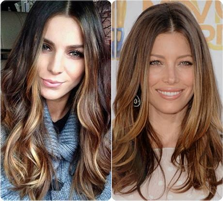 trendy hair colours 2015 new hair color trends 2015