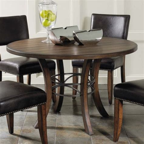 hillsdale cameron 5 pc wood dining table set with