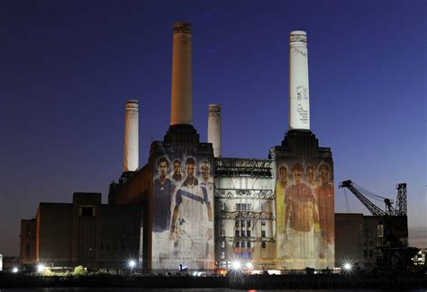 Home Design With Open Kitchen by Chelsea Bid To Turn Battersea Power Station Into Stadium