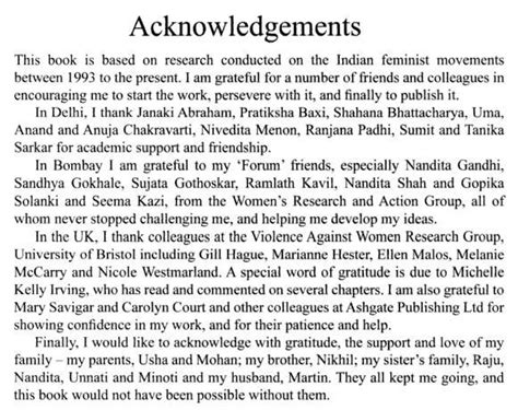 How To Make An Acknowledgement In A Research Paper - guidelines for writing acknowledgement sle