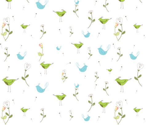 quirky pattern fabric quirky bird fabric bonnitagraphics spoonflower