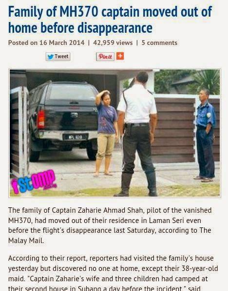 film anak hilang di pesawat teganukini anak isteri kapten azaharie hilang polis