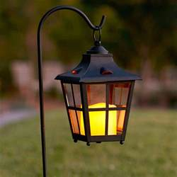 light lanterns lanterns carriage battery garden lantern with crook