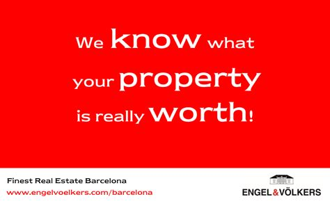 do you want to sell your property in barcelona contact engel v 246 lkers engel v 246 lkers