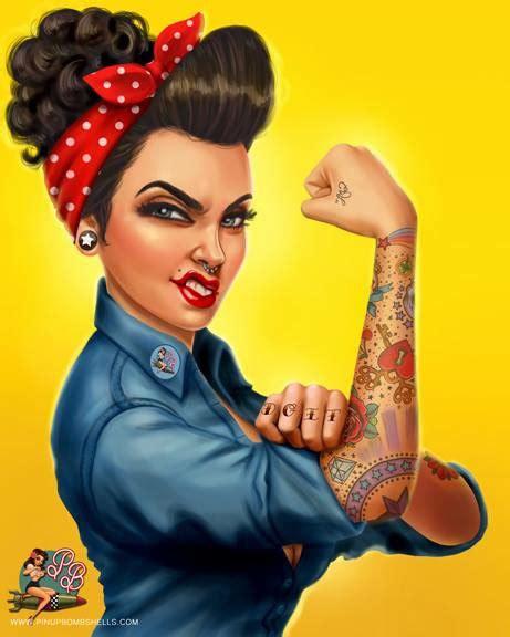 imagenes pin up tatuadas rockabilly pinup bikes on the bricks flint mi