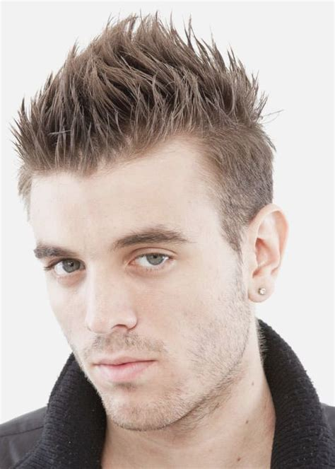 new hair style philippines mens trendy men s spiky hairstyles for 2016 hairstyles 2016