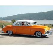 1949 Chevrolet Business Coupe Custom 3JEM839 2