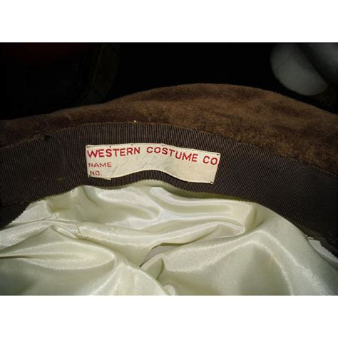 paramount hats vintage paramount and western costume hats and