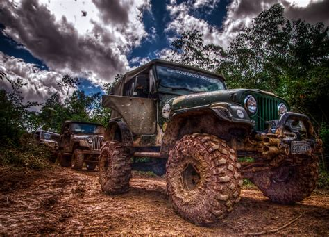 mud jeep mudding wallpaper wallpapersafari