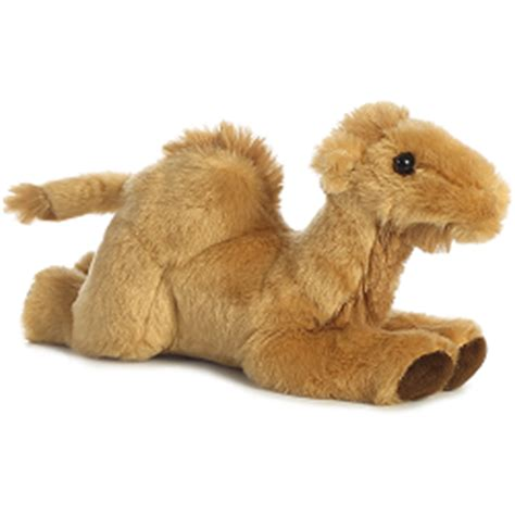 Mini Big Camel camel mini flopsies stuffed animal by world
