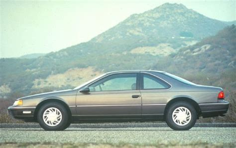 used 1995 ford thunderbird pricing features edmunds used 1995 ford thunderbird for sale pricing features edmunds