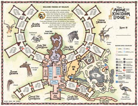 dvc map disney s animal kingdom villas at jambo house dvc rentals